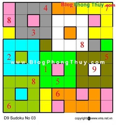 111327d9sudoku03 Ý nghĩa những con số từ 1 đến 9 trong phong thủy