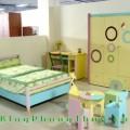 Kiêng kỵ đối với phòng trẻ em theo Phong Thủy