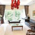 Phòng khách là nơi thu hút tài khí cho ngôi nhà