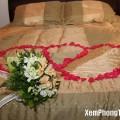 khoa học phong thủy phòng cưới gắn kết hạnh phúc lứa đôi
